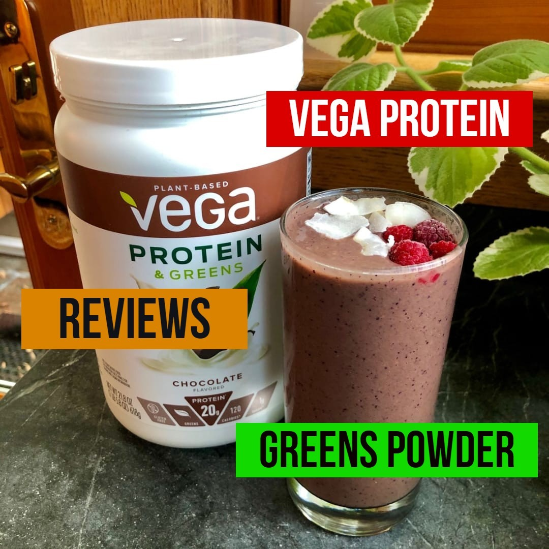 Vega Protein And Greens Powder review
