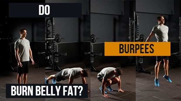 Do Burpees Burn Belly Fat