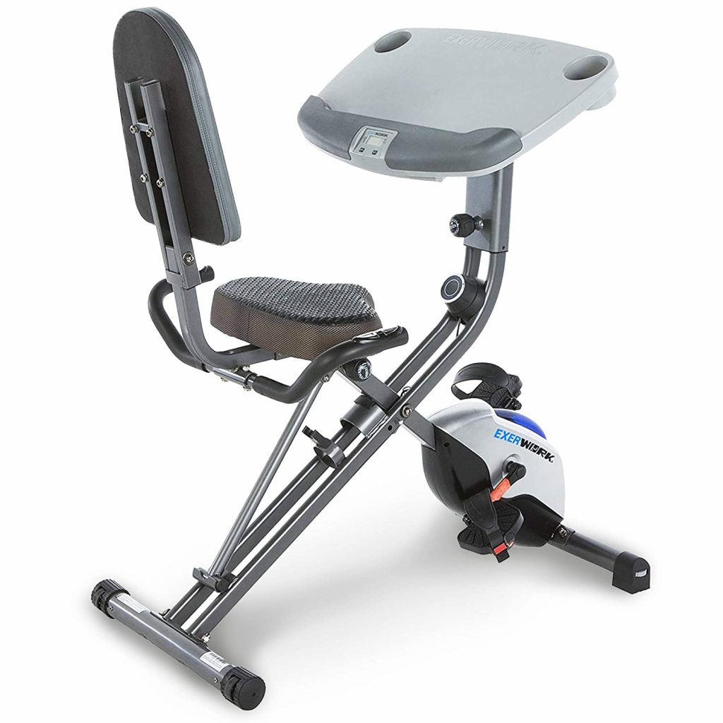 exercise equipment for the office cubicle