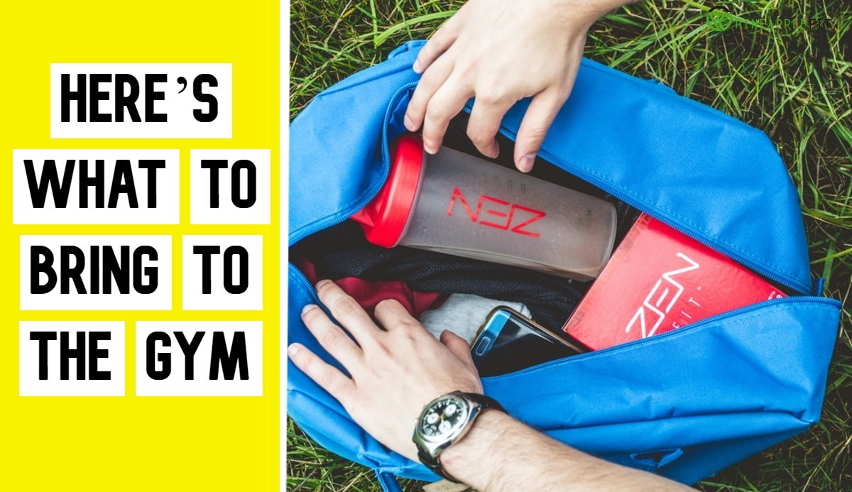 What To Bring To The Gym