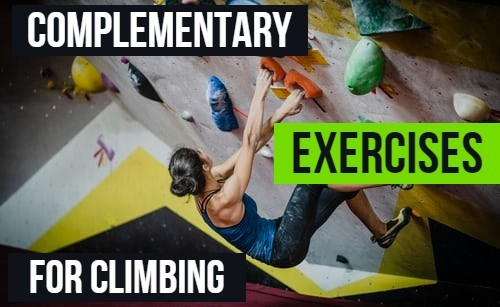 Complementary Exercises for Climbing