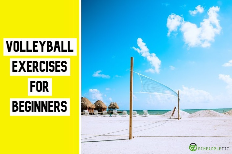 Volleyball Exercises for Beginners