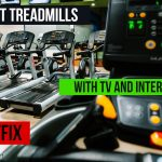Treadmills With TV and Internet