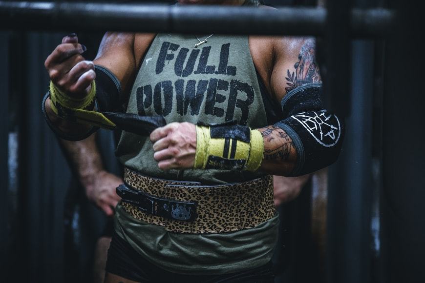 when to use a weightlifting belt