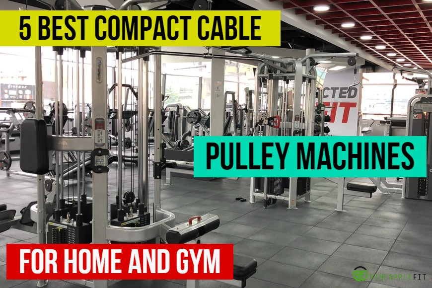 pulley tower machine